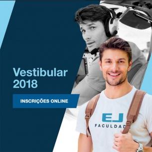 Abertas as inscrições para o Vestibular EJ